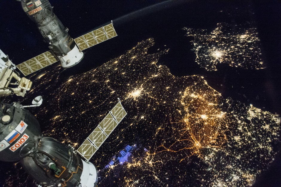 england-is-visible-in-the-top-right-of-the-frame-paris-appearing-as-the-bright-city-near-the-middle-of-the-image-and-views-of-belgium-and-the-netherlands-occupying-the-middle-right-of-frame