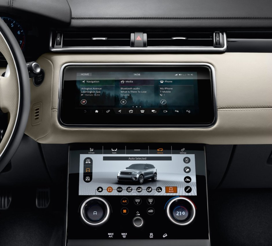 the-top-screen-functions-like-a-traditional-infotainment-unit-while