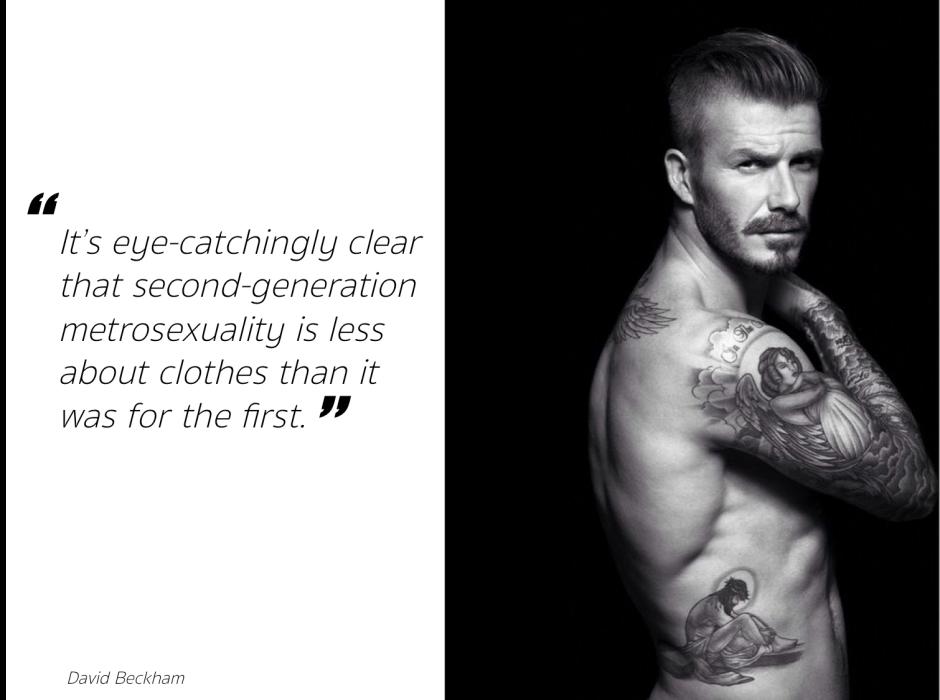 Beckham Mark Simpson
