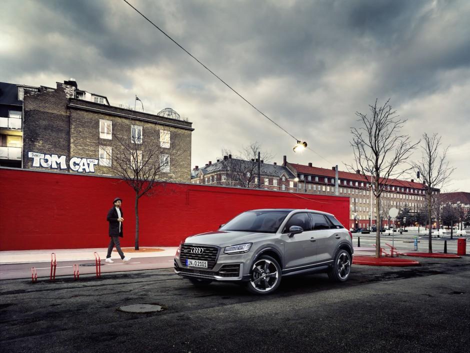 Audi Q2 2017 Thailand