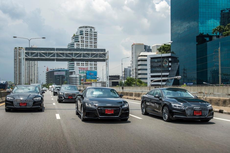 Audi Thailand 2017
