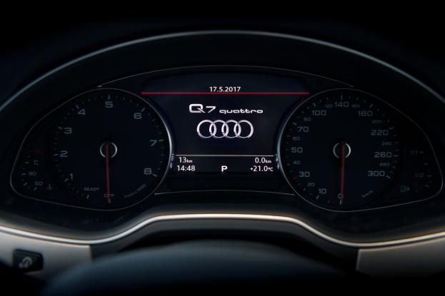 Audi Q7 Quattro 5