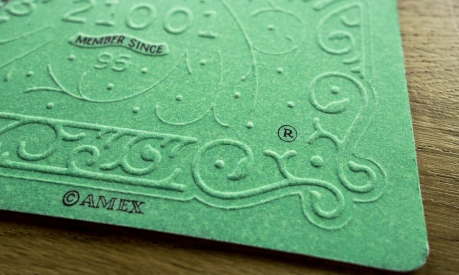 American Express_Green